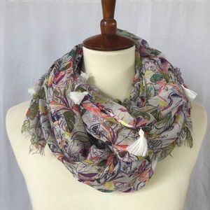NWT A New Day Floral Scarf